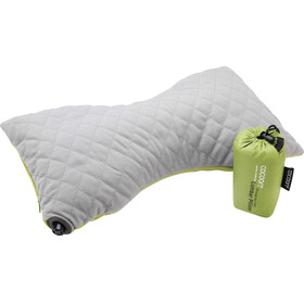 Cocoon Ultralight Air Core Lumbar Pillow wasabi/grey